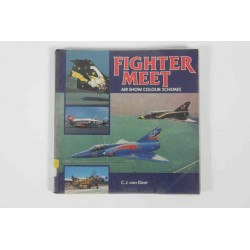 Fighter Meet Airshow Colour Schemes C J Van Gent Damaged Cover 1991