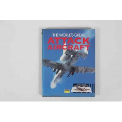 The Worlds Great Attack Aircraft Book Roy Wilkinson 1988