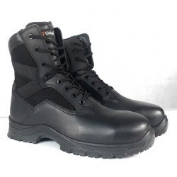 Genuine Surplus New Goliath Safety High Leg Boots Black 12M Army 2020/123