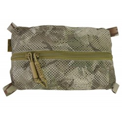 Kombat Mesh Stow Bag V-Cam Camo Army Military Airsoft MTP Style Storage Organiser
