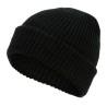 Highlander Acrylic Knitted Bob Hat Watch Hat Black Green