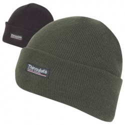 Jack Pyke Thinsulate Lined Thermal Bob Hat Olive Green