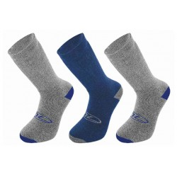Highlander 3 Pair Pack Walking Sock