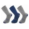 Highlander 3 Pair Pack Walking Sock