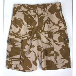 Genuine Surplus British Army Desert Shorts Camouflage New Military 2020/15