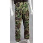 Genuine Surplus British 1960s Vintage DPM Camouflage Trousers Pants Combats 32""