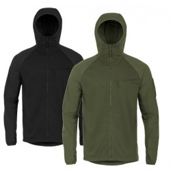 Highlander Tactical Hirta Fleece Lightweight Fleece Mid Layer Zip Neck Top