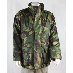 Highlander Hunter DPM Camo Jacket Waterproof Windproof Quilted Winter Army