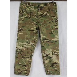 Genuine Surplus British Army Gore-tex Over Trousers MTP Breathable Waterproof