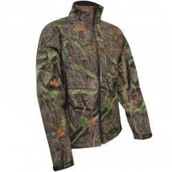 Highlander Odin Water Resistant Softshell Jacket Tree Deep Camouflage Shooting Hunting