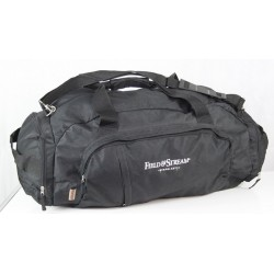 Field and Stream Holdall Fishing Bag Black Large Approx 60litre 2020/194