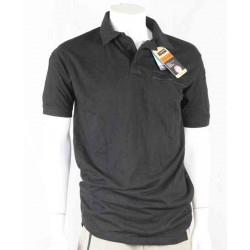 "Ex-Sample Highlander Combat T-Shirt Polo Shirt Black 38"" Medium 2020/226"