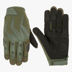 Highlander Raptor Protective Combat Gloves Military Green  GL088