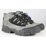 Tracpac Walking Trainers Suede Hiking Boots Grey  Size 12 UK 2021/41