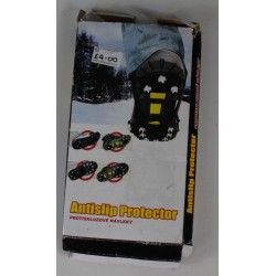 Ex-Display Snow and Ice Grippers For Boots Metal Spikes EU 40-46