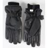 Highlander Mountain Gloves Winter Thermal Waterproof Windproof Black Mens Womens
