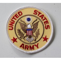 Genuine Surplus United States Army Patch Badge Embroidered