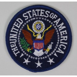 United States of America Patch Badge Embroidered 2021/152