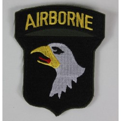 United States of America Airborne Patch Badge Embroidered 2021/153