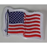 Stars and Stripes US Military Patch Badge Embroidered 2021/162