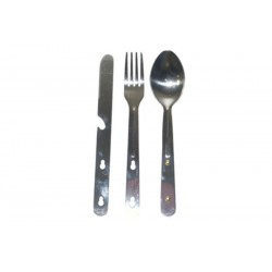 Highlander KFS Clip Set (knife/fork/spoon)
