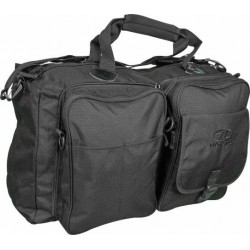 Highlander Folding Compact Tough 50 litre Tactical Holdall Work Fishing Travel