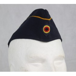 "Genuine Surplus German Airforce Luftwaffe Overseas Cap ""Chip Packet"" Fatigue Hat"