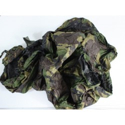 Genuine Surplus Dutch Rucksack Cover Waterproof Drawcord Fasten DPM Camo 21/147