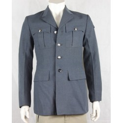 """Genuine Surplus RAF Dress Jacket 36"""" Chest Replaced Buttons (2021/152)"""