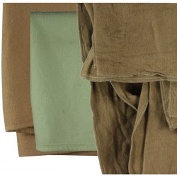 Genuine Surplus Dutch Army Polyester Fleece Blanket Ideal for Removals