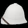 British Pith Helmet Vintage Style Cotton Sun Hat British Army 1900's Desert White