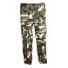 Kombat Urban Black White Combat Trousers Army Camo Pants Military Tactical