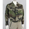 Genuine Surplus French Army Jacket CCE Camo Waist Length Bomber Canvas