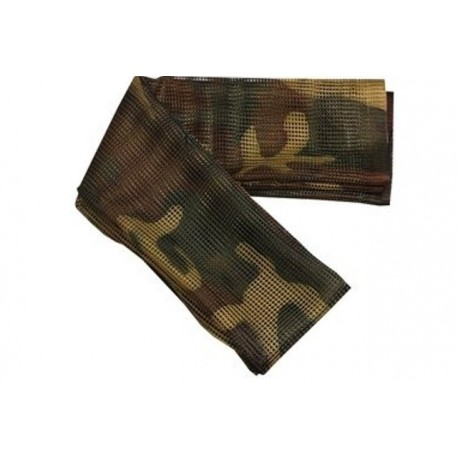 Scrim Scarf Camo - Military and Outdoor