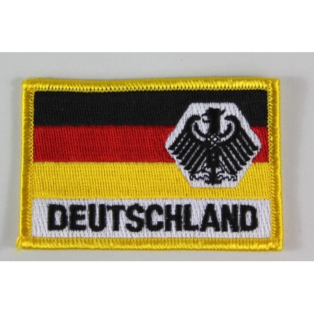 German Flag Military Patch Badge Embroidered 2021/159