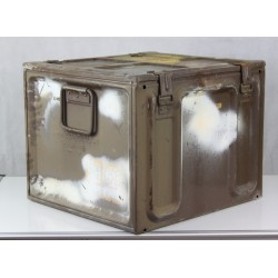 Genuine Army L15A1 Big Ammo Box Metal Box Strong Storage Ammunition Container