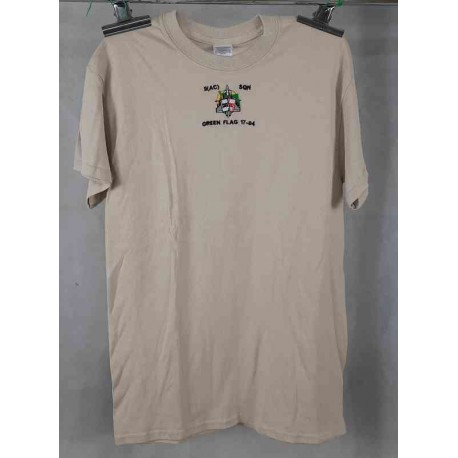 Factory Overrun RAF Squadron Embroidered/Printed T-Shirt (20)