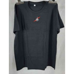 Factory Overrun RAF Squadron Embroidered/Printed T-Shirt (25)