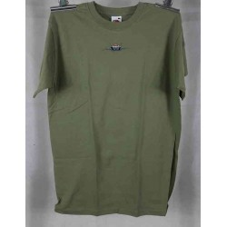 Factory Overrun RAF Squadron Embroidered/Printed T-Shirt (28)