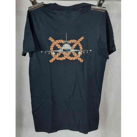 Factory Overrun RAF Squadron Embroidered/Printed T-Shirt (29)