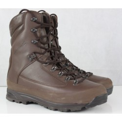Genuine Surplus Karrimor Special Forces Boot Brown Boots 12W 2020/126