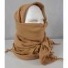 Genuine Surplus British 100% Cotton SHEMAGH HEADSCARF Tan Military Arab Army