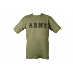 Army T-shirt Olive