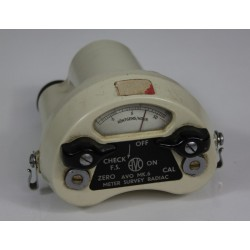 Genuine Surplus Gyger Counter Radiation Tester - Collectors Only - Not For Safety