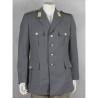 Genuine German Dress Jacket Grey Army Forces Military Uniform with Insignia
