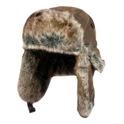 Jack Pyke Wool Blend Trapper Hat Tweed - Country Pursuit Clothing Shooting Hunting