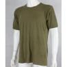 Genuine Army Surplus British Cotton Khaki T-Shirt Short Sleeve
