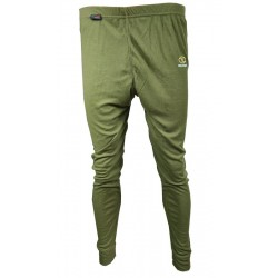 Highlander Climate X Base Layer Leggings Long Johns Wicking Quick Drying Olive