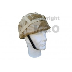 Genuine Surplus British Helmet Cover Desert Grade 1