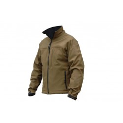 Highlander Odin Water Resistant Softshell Jacket Tan
